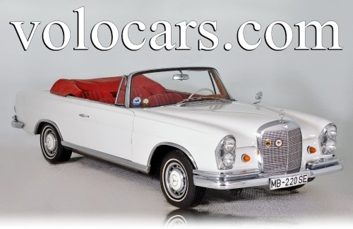 1964 mercedes benz