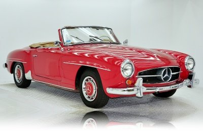 1962 Mercedes-Benz