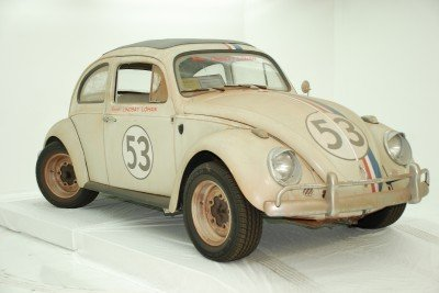 1961 volkswagen beetle herbie fully loaded