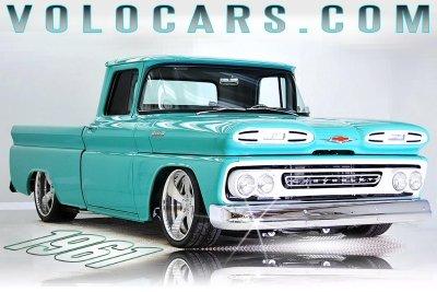 1961 chevrolet truck