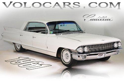 1961 Cadillac Fleetwood