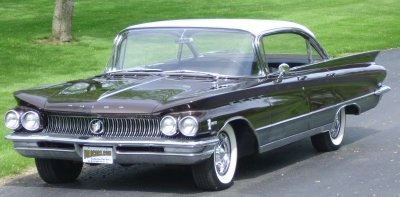1960 buick electra 225