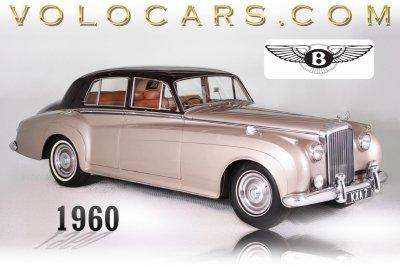 1960 Bentley S2 Saloon