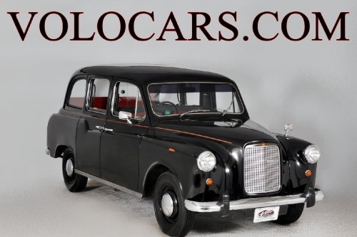 1960 Austin Healey Taxi