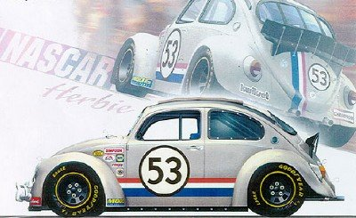 1959 volkswagen beetle herbie fully loaded