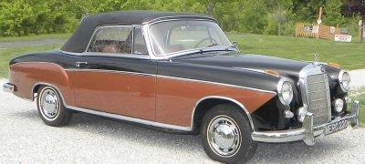 1959 Mercedes-Benz
