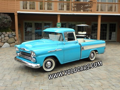 1958 Chevrolet