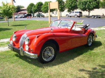 1956 Jaguar