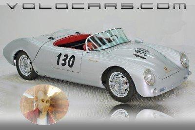 1955 porsche 550 james dean movie car