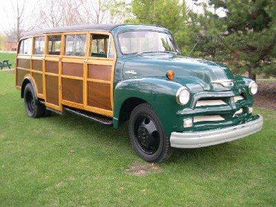 1954 chevrolet truck
