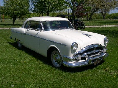 1954 Packard Panama