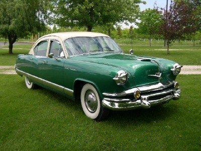 1953 Kaiser Model K5321