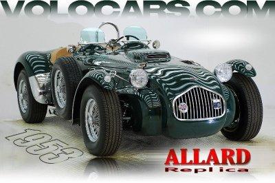 1953 Allard J2 X