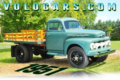 1951 ford f6