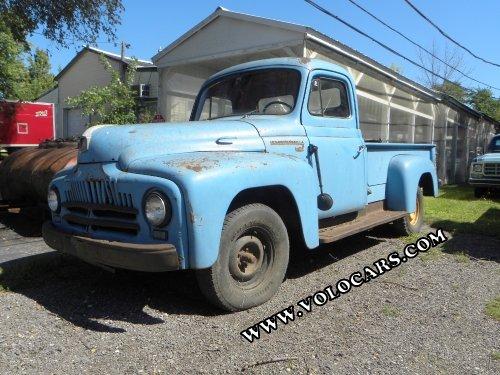 1951 international model 110