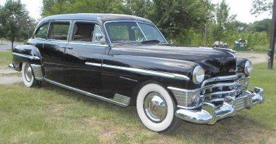 1950 Chrysler Pre 1950