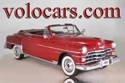 1950 Chrysler Windsor