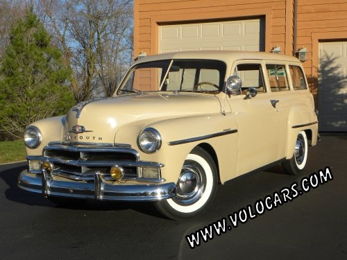 1950 plymouth p19