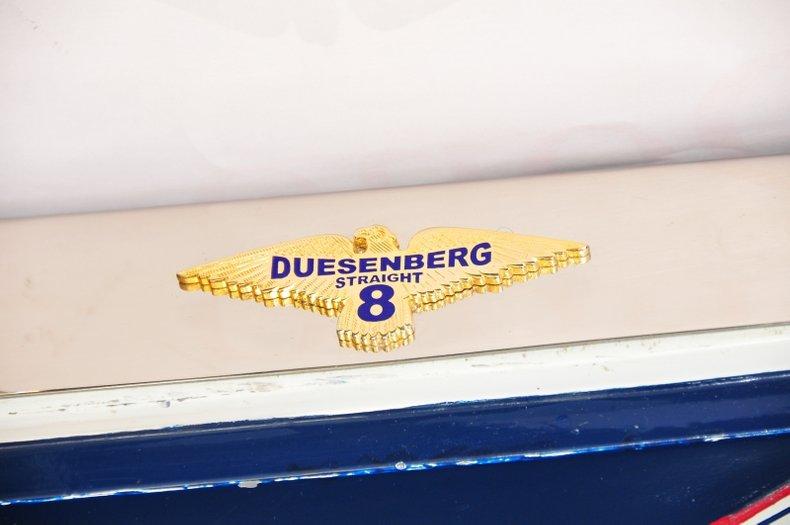 1984 DUESENBERG II WALKER LAGRANDE