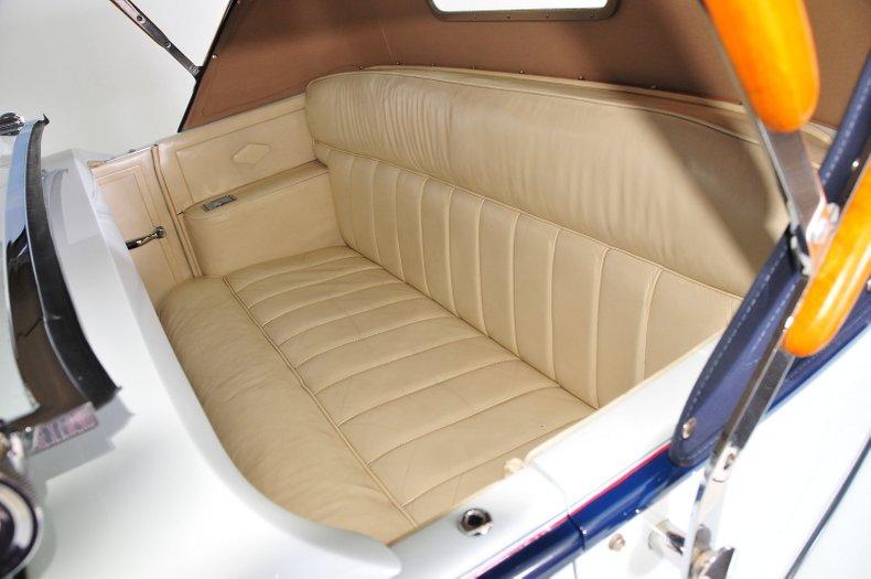 1982 Duesenberg II SJ Dual Cowl Phaeton