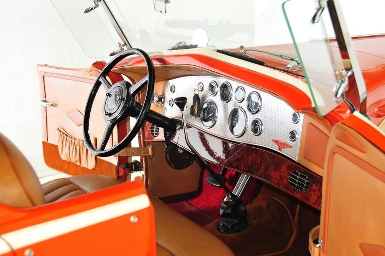 1980 Duesenberg II SJ Dual Cowl Phaeton