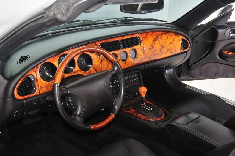 1997 Jaguar