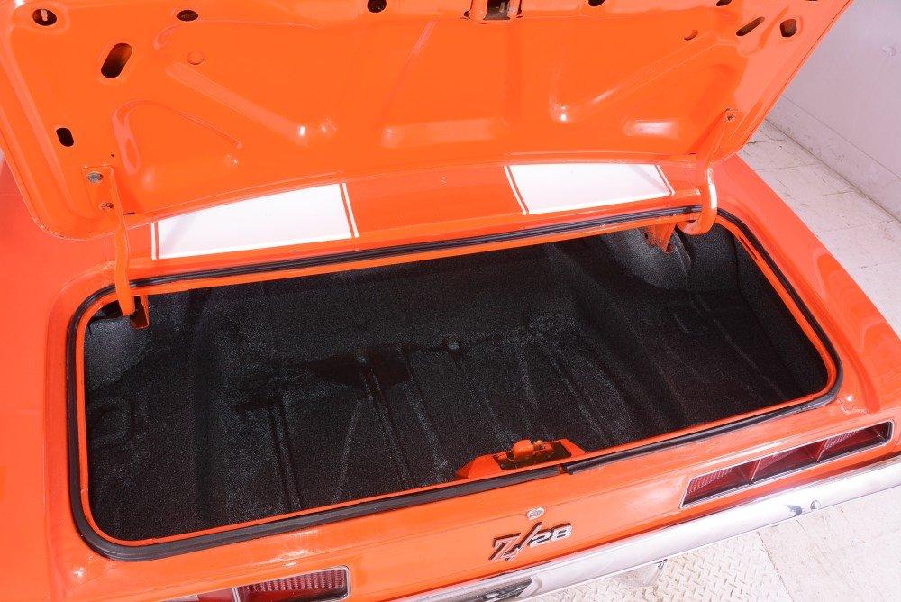 1969 chevrolet camaro z28 tribute