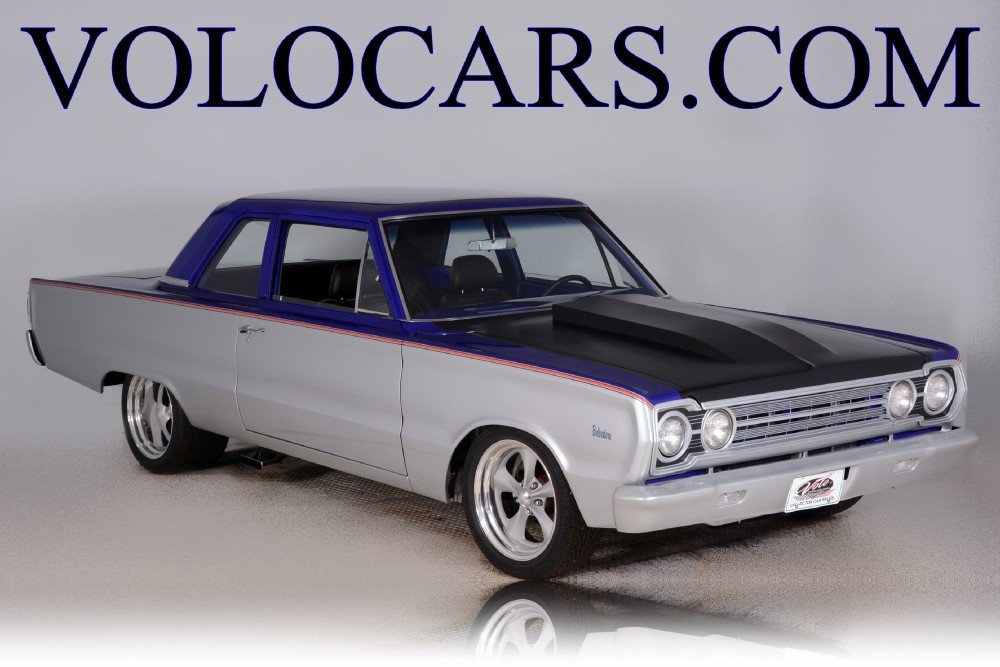 1967 plymouth belvedere pro touring