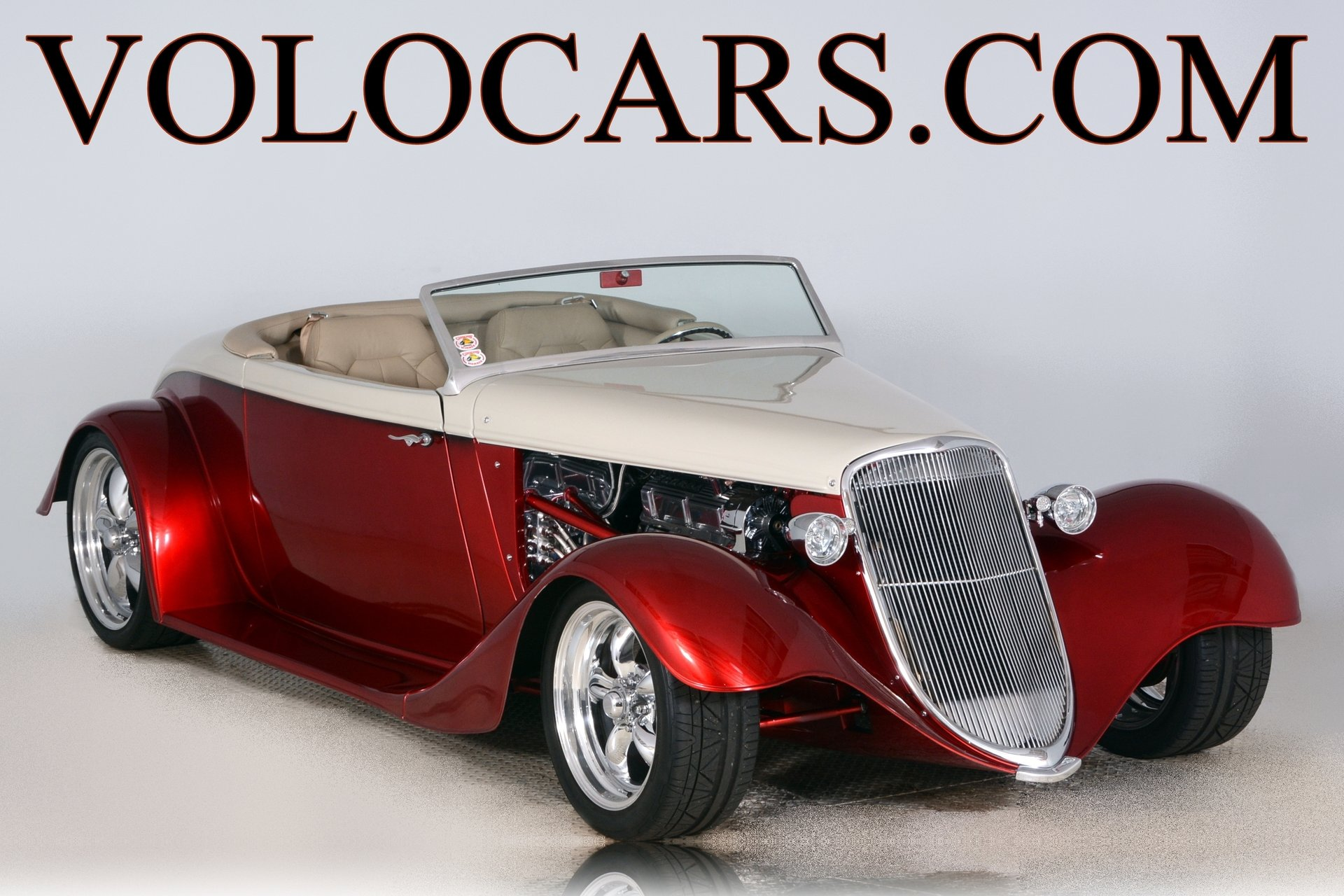 1933 ford deluxe street rod