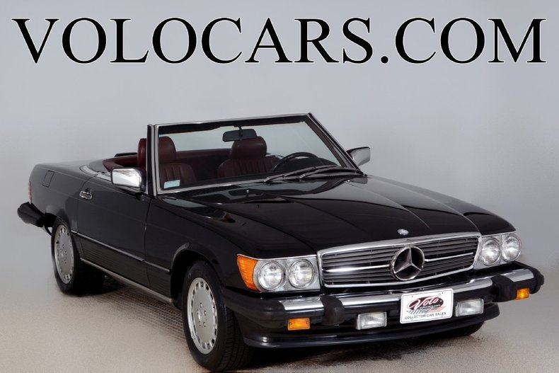 1988 Mercedes-Benz
