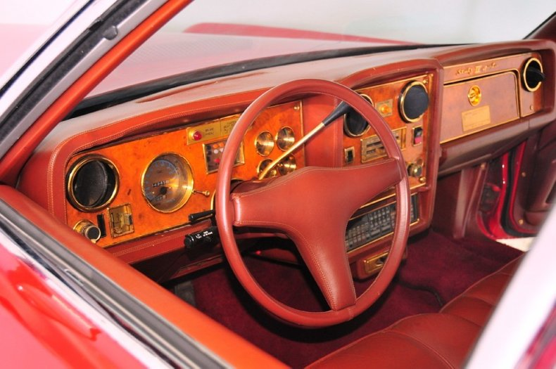 1981 Stutz Black Hawk