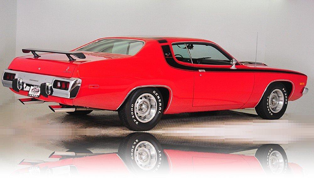 1973 Plymouth | Volo Auto Museum