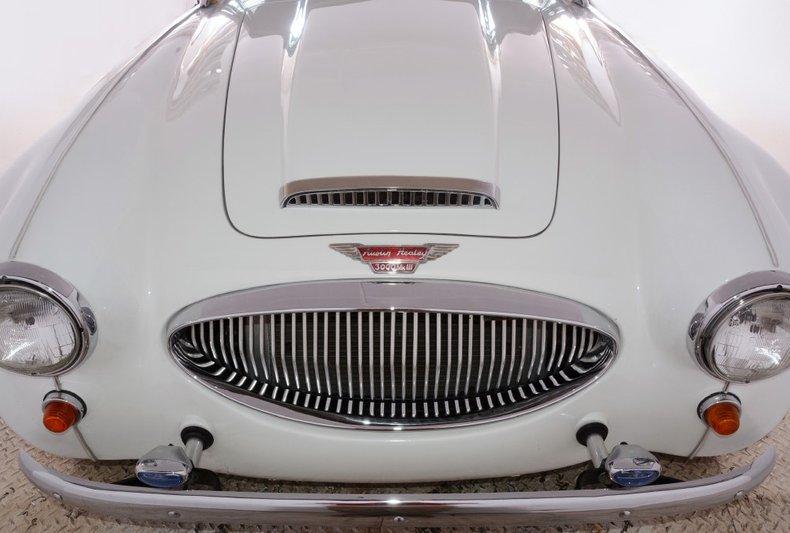 1962 Austin Healey