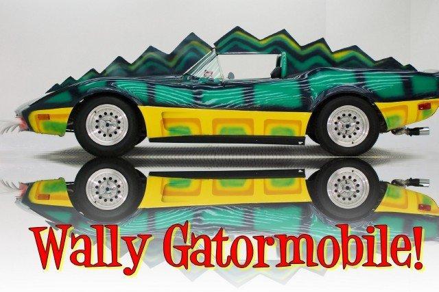 1968 Wally Gator