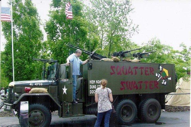 Squatter Swatter