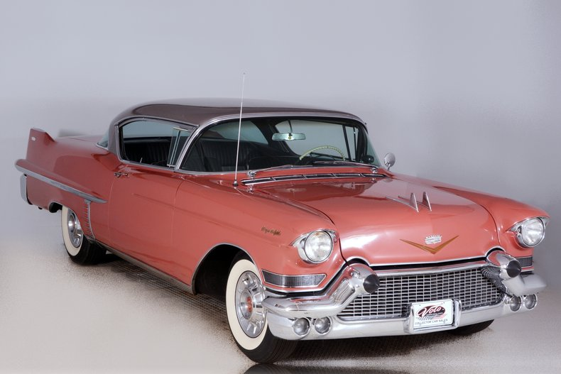1957 Cadillac Coupe deVille
