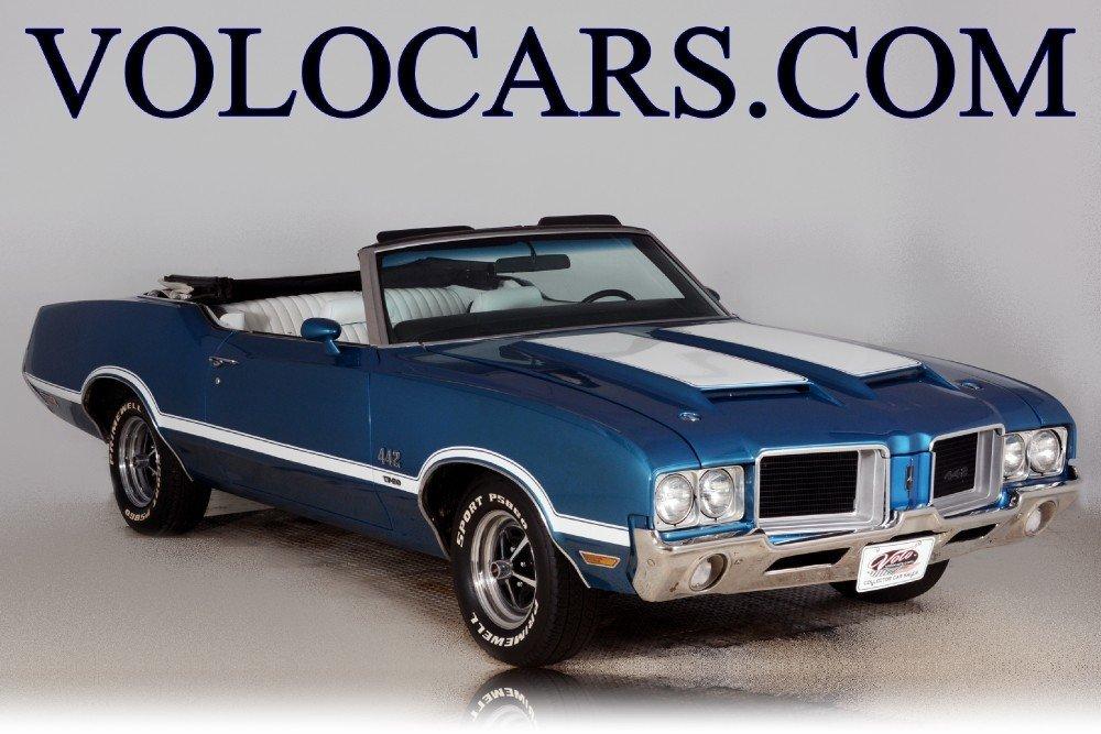 1971 oldsmobile 442 tribute