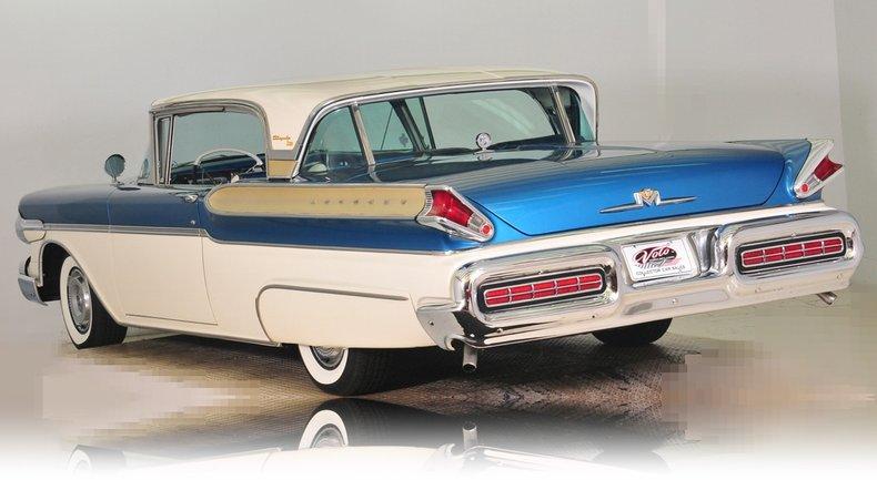 1957 Mercury Turnpike Cruiser