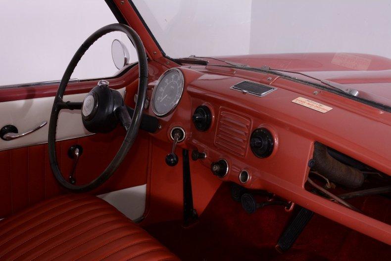 1956 Nash Metropolitan