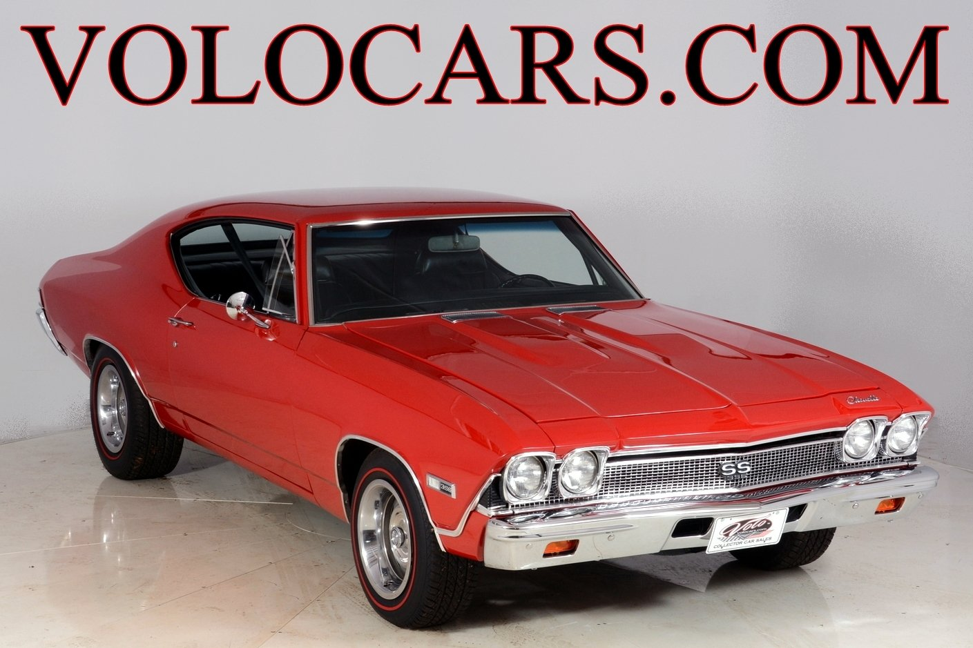 1968 chevrolet chevelle ss tribute