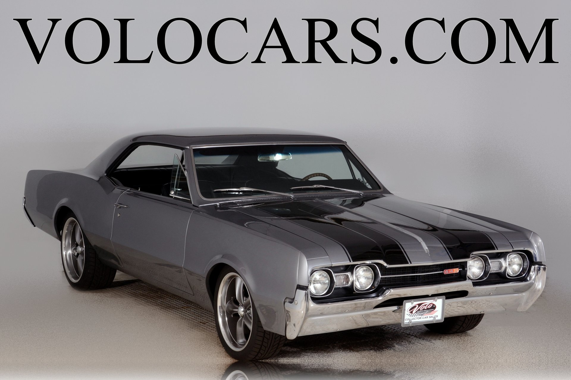 1967 oldsmobile cutlass pro touring