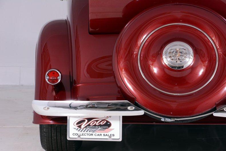 1933 Pontiac