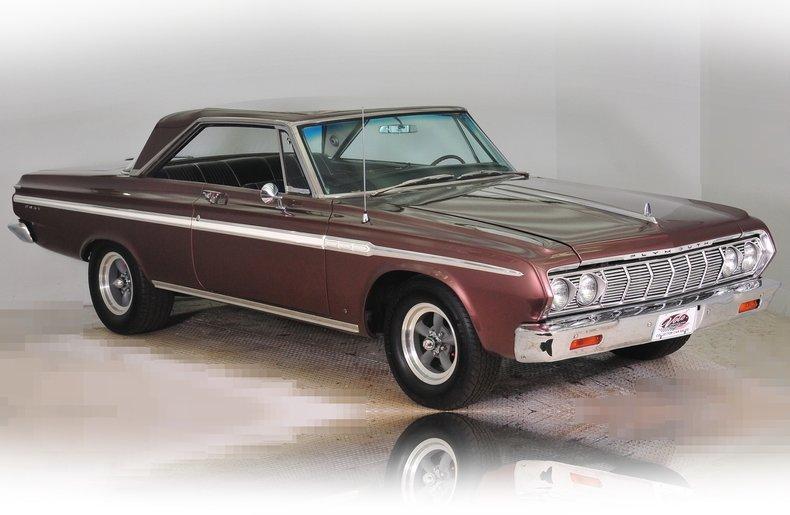 1964 Plymouth Fury