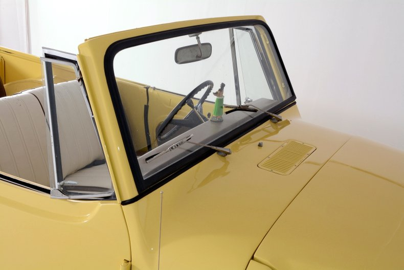 1973 Jeep Commando