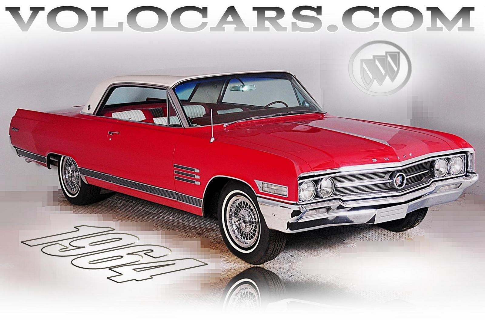 Wiring Diagram 1964 Buick Wildcat Detailed Diagrams 1960 Volo Auto Museum Gto