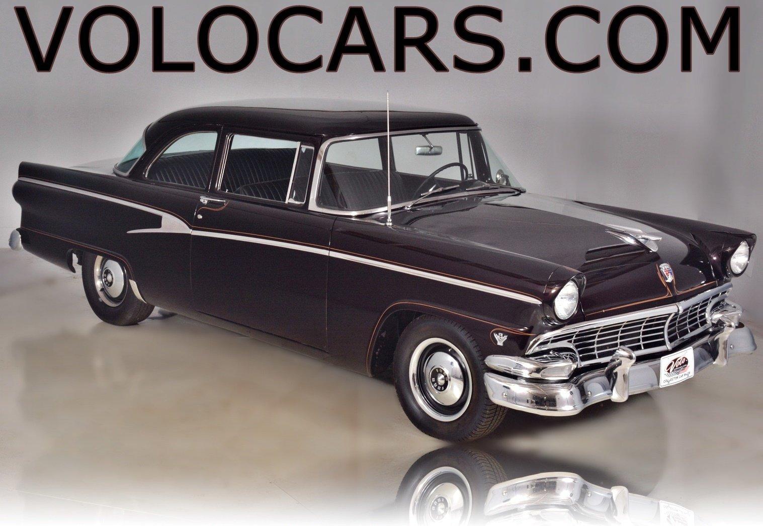 1956 ford customline