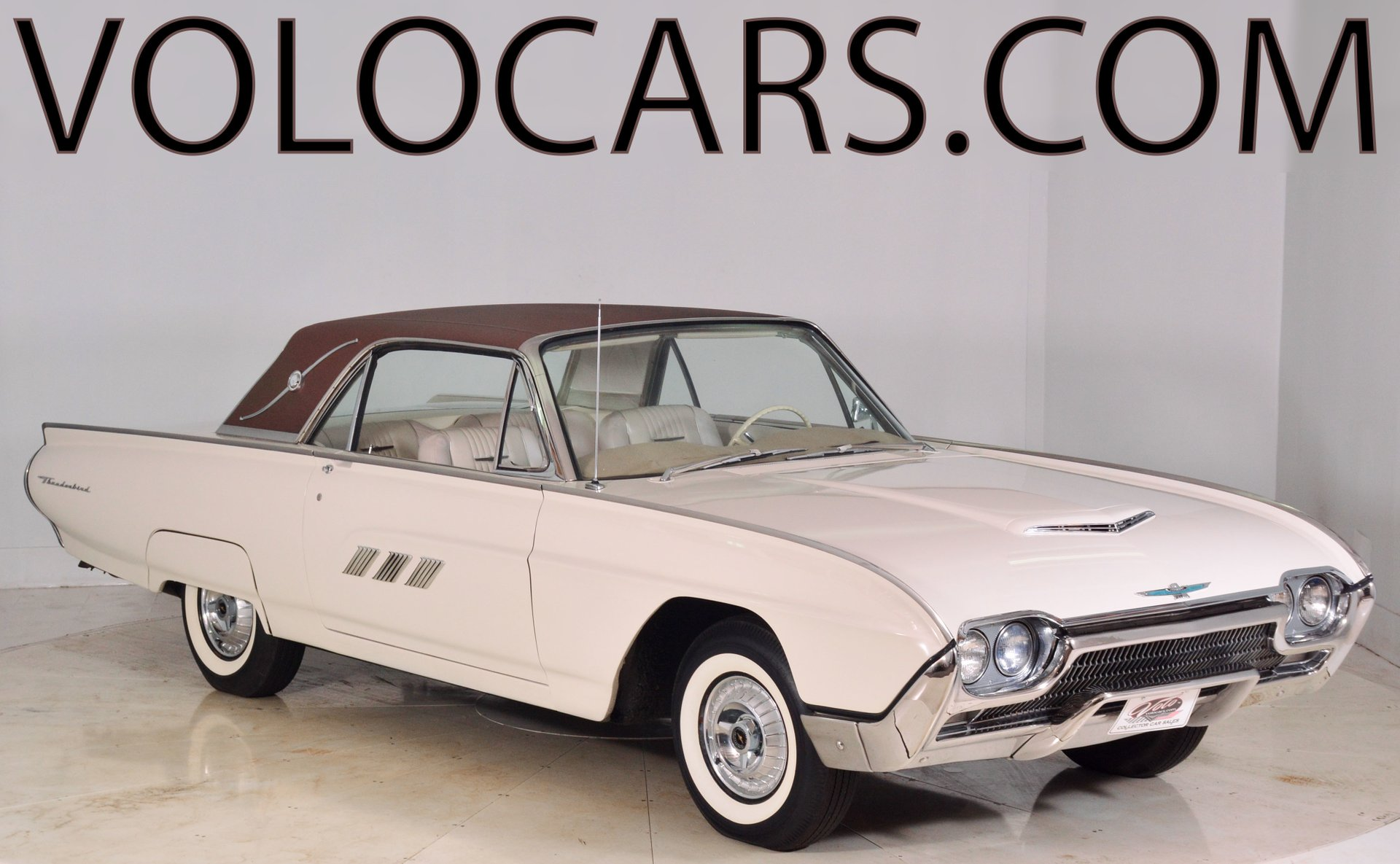1963 ford thunderbird monaco landau