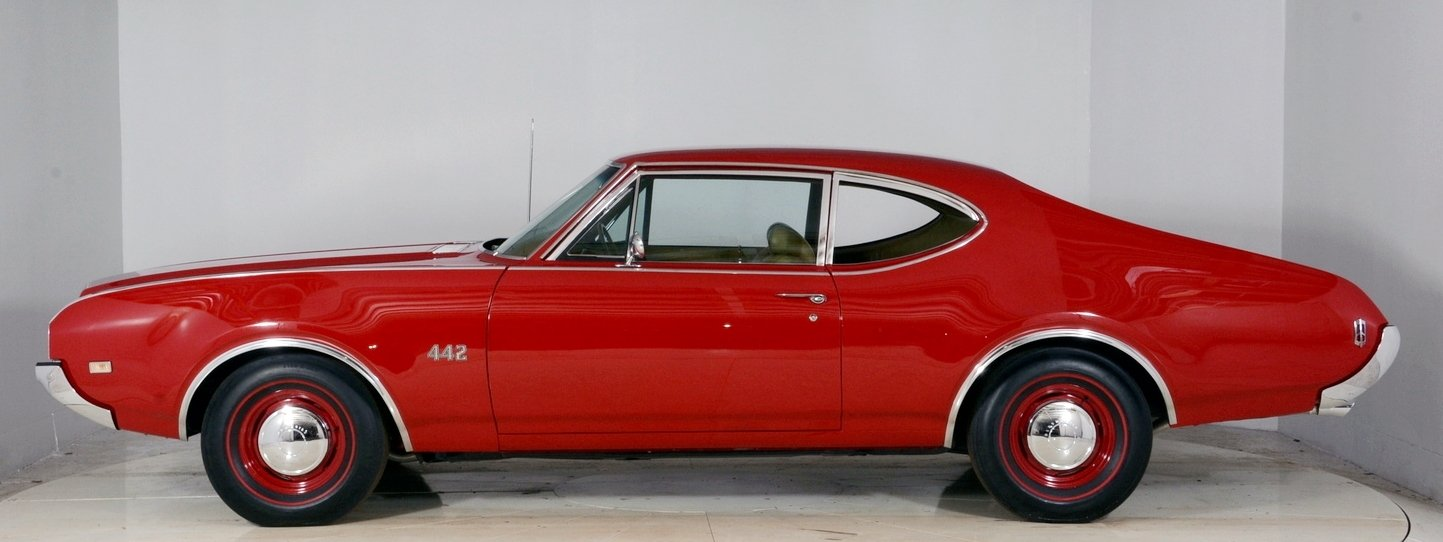 1969 Oldsmobile 442 | Volo Auto Museum
