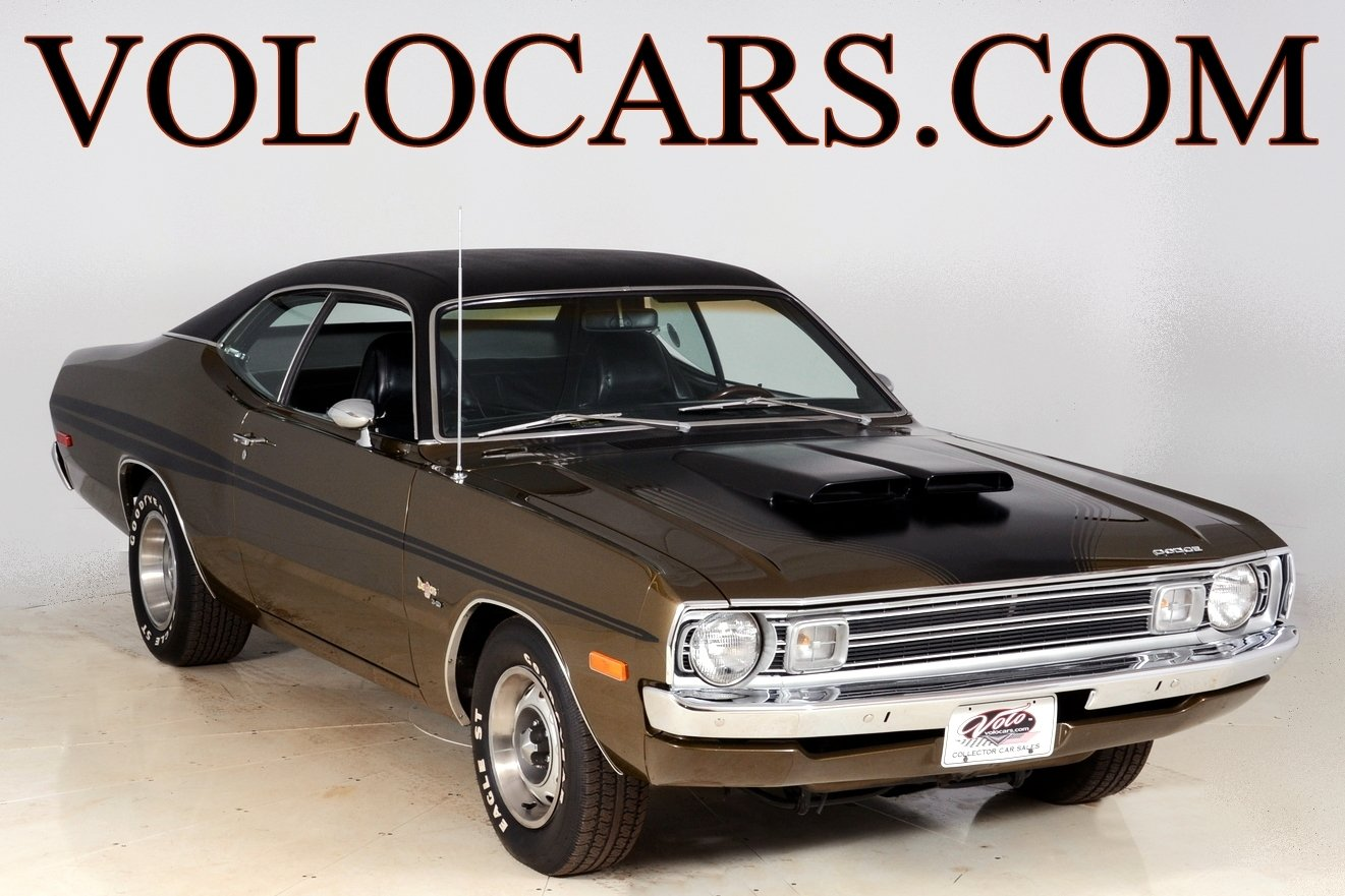 1972 dodge dart demon 340