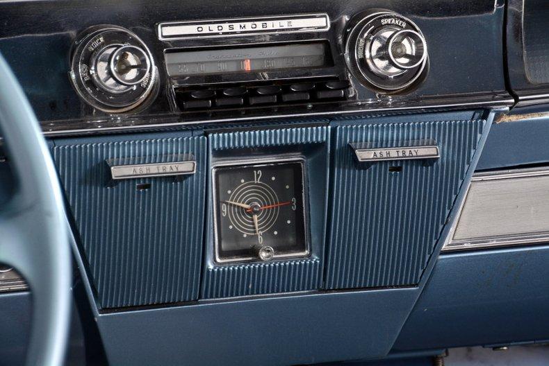 1962 Oldsmobile Starfire